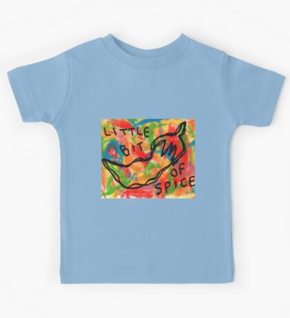 Life Is Spicy Sometimes Kids Tee