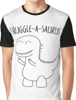 Snuggle-A-Saurus Graphic T-Shirt