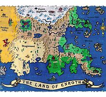The Land of Enroth by Leevis