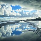 A tapestry of wild skies on Moreton Island by Keiran Lusk