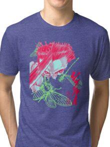 Neon Shigurui Tri-blend T-Shirt