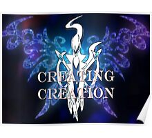 Pokemon-Creating Creation  Poster