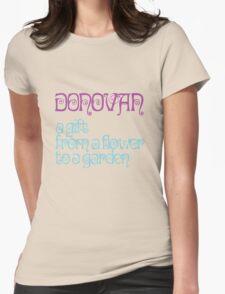 Donovan - I love my shirt Womens Fitted T-Shirt