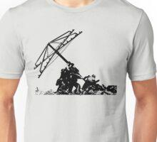 Americana - raising the Hills hoist Unisex T-Shirt