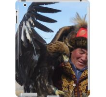 Eagle Hunter iPad Case/Skin