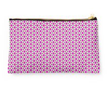 Pink flowers Studio Pouch