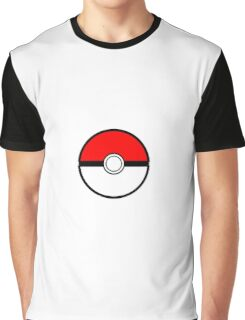 Pokemon - Pokeball Graphic T-Shirt