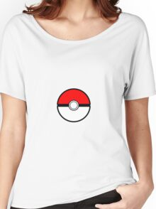 Pokemon - Pokeball Women's Relaxed Fit T-Shirt