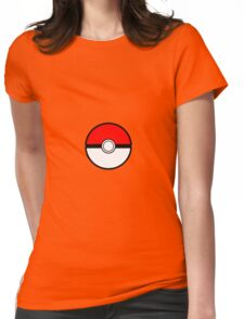 Pokemon - Pokeball Womens Fitted T-Shirt