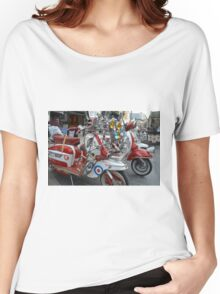 scooters Women's Relaxed Fit T-Shirt