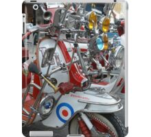scooters iPad Case/Skin