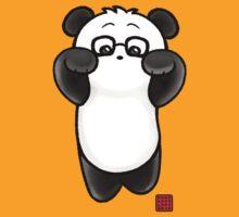 Panda Cling on by Panda And Polar Bear