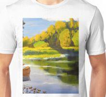 Lake Illawarra at Primbee Unisex T-Shirt