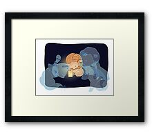 My Ghosts Framed Print