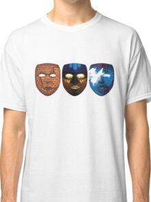Masks - Fortress Flight Fluid [+poem] Classic T-Shirt