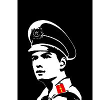Vietnamese Police Officer Photographic Print