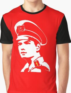 Vietnamese Police Officer Graphic T-Shirt