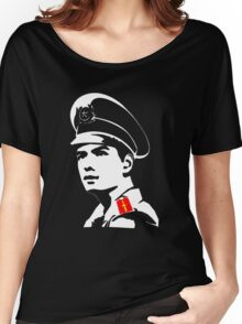 Vietnamese Police Officer Women's Relaxed Fit T-Shirt