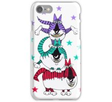 Proudly Presenting: The Acrocats! iPhone Case/Skin