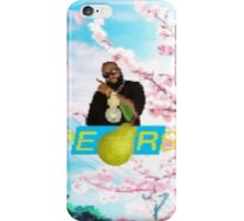 RICK ROSS PEARS iPhone Case/Skin