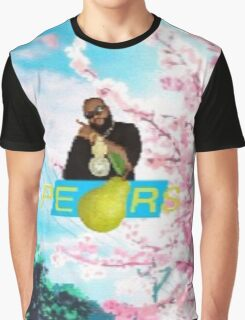 RICK ROSS PEARS Graphic T-Shirt