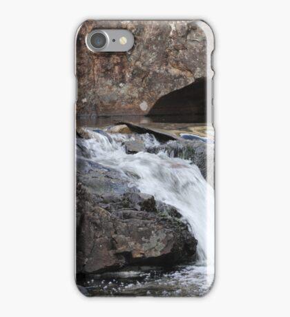 Twin waters iPhone Case/Skin