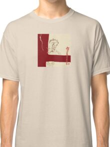 The Horse, Hunter, and Stag  An Aesop's Wetnose Fable Classic T-Shirt