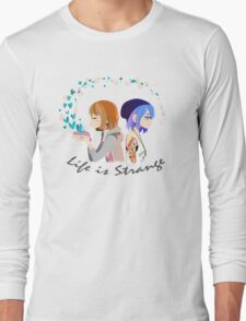 Life is strange 4- Max and Chloe Long Sleeve T-Shirt