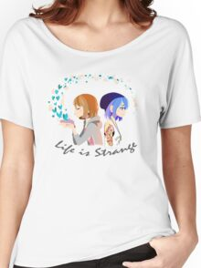 Life is strange 4- Max and Chloe Women's Relaxed Fit T-Shirt