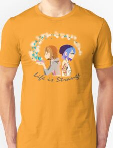 Life is strange 4- Max and Chloe Unisex T-Shirt