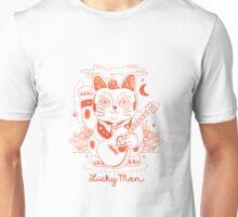 Lucky Man Unisex T-Shirt