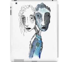 The Confession of The Ego and the Alter-ego iPad Case/Skin