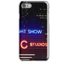 The Tonight Show at Rockefeller Center iPhone Case/Skin