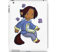 Thoden, future hero of Shareen! iPad Case/Skin