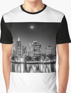 The Melbourne Manhattan Graphic T-Shirt