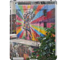 The Colours of the High Line, by Eduardo Kobra iPad Case/Skin