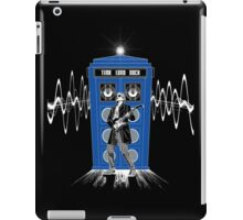 Time Lord Rock iPad Case/Skin