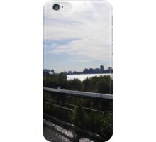 Hot Summer Days on the High Line iPhone Case/Skin