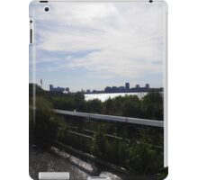 Hot Summer Days on the High Line iPad Case/Skin