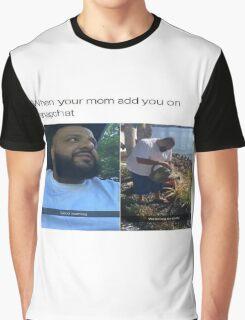 DJ Khaled meme funny  Graphic T-Shirt