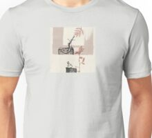 The Trees and the Axe  An Aesop's Wetnose Fable Unisex T-Shirt