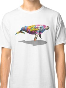 Tagged Whale Classic T-Shirt