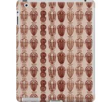 Trilobite Species Pattern iPad Case/Skin