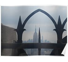 An Arch over New York City  Poster