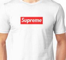 Supreme_Basic Unisex T-Shirt