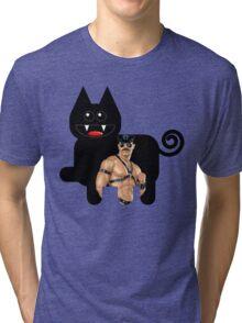 KITTEN 6/6 Tri-blend T-Shirt