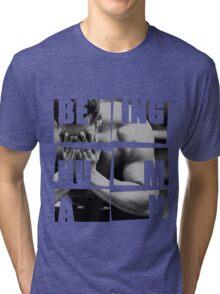 Salman: Being Human Tri-blend T-Shirt