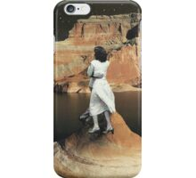 She's Not There iPhone Case/Skin