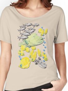 Different fish Women's Relaxed Fit T-Shirt