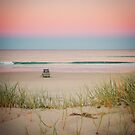 Twilight beach dreams by Keiran Lusk